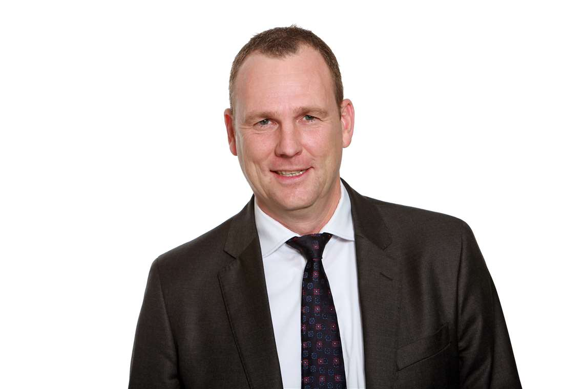 Daniel Härter is new Head of ZF's Off-Highway and Test Systems Business Unit